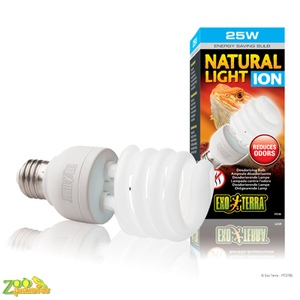 Лампа для Террариума Hagen Exo Terra REPTILE NATURAL LIGHT ION E27