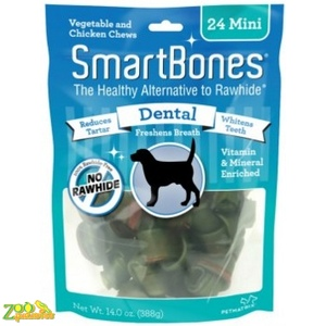 Кость жевательная для собак Hagen Smart Bones Dental Mini