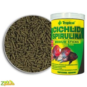 Tropical Cichlid Sprinula Medium