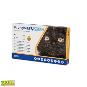 СТРОНХОЛД для котят до 2,5 кг (1 пипетка) Zoetis Stronghold plus