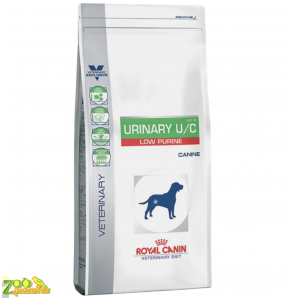 ROYAL CANIN Dog URINARY U/C low purine