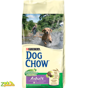 СУХОЙ КОРМ ДЛЯ СОБАК МЕЛКИХ И КАРЛИКОВЫХ ПОРОД DOG CHOW SMALL BREED ADULT С КУРИЦЕЙ 7,5 кг