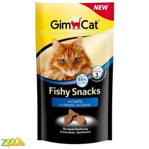 GIMPET Fishy Snacks Рыба 35г-арт.G-420387
