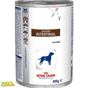 Консервы(влажный корм) для собак Royal Canin GASTRO-INTESTINAL CANINE Cans