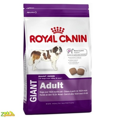 Сухой корм для собак гигантских пород Royal Canin GIANT ADULT