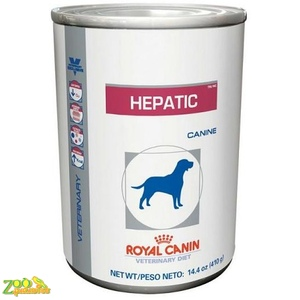 Консервы(влажный корм) для собак Royal Canin HEPATIC CANINE Cans
