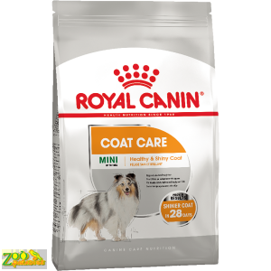 Royal Canin Mini Coat Care 1 кг для собак мини пород