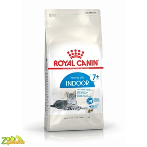 Сухой корм для домашних кошек старше 7 лет Royal Canin INDOOR 7+