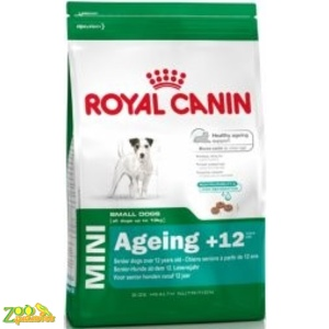 Сухой корм для собак мелких пород от 12 лет Royal Canin MINI AGEING 12+