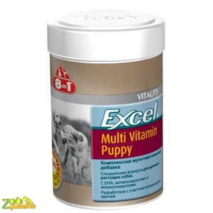 8in1 Exel Multi Vit-Puppy