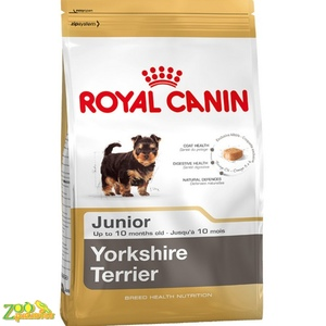 Сухой корм для собак Йорк Щенок Royal Canin YORKSHIRE JUNIOR