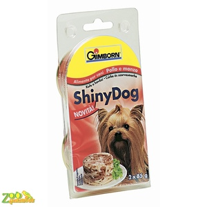 GIMPET Shiny Dog Курица Говядина