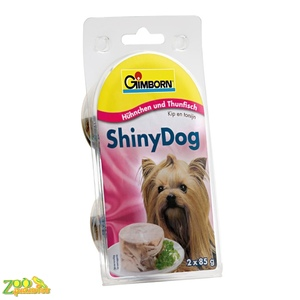GIMPET Shiny Dog Курица Тунец
