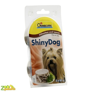 GIMPET Shiny Dog Курица Ягненок