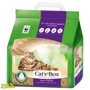 Наполнитель Cats Best SMART Pellets