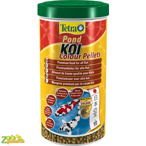 Tetra POND KOI Colour Pellets