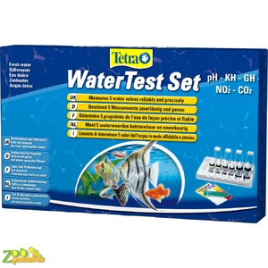 Tetra Water Test Set (мини лаборатория)  арт.746718