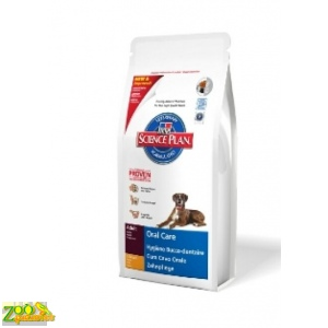 Сухой корм  Hills SP Canine Oral Care Adult 5кг