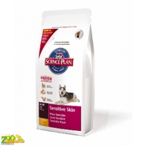 Сухой корм  Hills SP Canine Sensitive Skin Adult