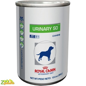 Консервы(влажный корм) для собак Royal Canin URINARY CANINE Cans