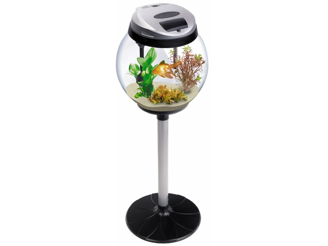 Подставка для аквариума круглого своими руками