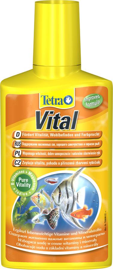 какие витамины можно добавоять в аквариум